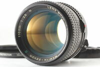 [Near MINT] Mamiya Sekor C 110mm F/2.8 N For M645 1000S Super Pro TL From JAPAN