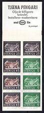 Sweden - 1968 Petersson - Mi. MH 19 MNH