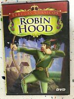 Robin Hood DVD Favole Classici