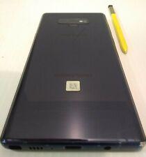 Samsung Galaxy Note 9 SM-N960U - 128GB - Ocean Blue (Verizon) READ DESCRIPTION