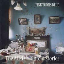 PINK TURNS BLUE The Aerdt - Untold Stories - CD