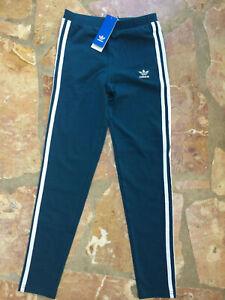 Leggings bleus adidas pour femme   eBay