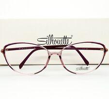 Silhouette Eyeglasses Frame 3508 40 6108 56-15-135 without case  VTG