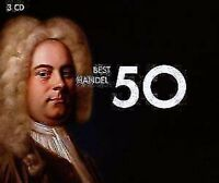 Divers - 50 Best Handel Neuf CD