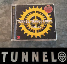 2CD TUNNEL TRANCE FORCE VOL. 52
