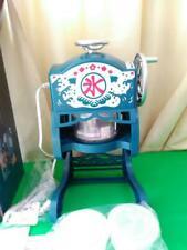 DOSHISHA AC100V Electric authentic fluffy Ice Cream & Frozen Yoghurt Makers Used