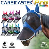 Harrison Howard CareMaster Pro Luminous Full Face Fly Mask Anti-UV Free PP