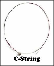 """Viola String Steel Ball End C-4 String for Student Viola in 13"""" (3/4) Size"""