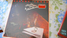 George Jones Honky Tonks & Heartaches 1987 Sealed Vinyl LP