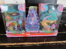 Barbie Fairytopia Gift pack doll & 2 playsets Wildering Wood Magic Meadow NEW