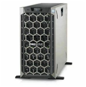 New Dell PowerEdge T640 2x 16-Core Gold 5218 384GB Ram 5x 960GB SSD Tower Server