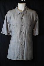 Nat Nast xl luxuary original american fit camp shirt button up