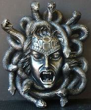 GORGON'S GAZE  Medusa  Head  Statue Figure  H16''  x W11''