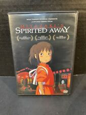 Spirited Away (Dvd, 2003, 2-Disc Set) Studio Ghibli Anime Movie Collection