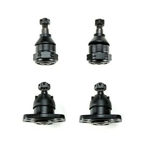 Upper Lower Ball Joints Set Fits 1965 - 1969 Chevrolet Corvair Passenger