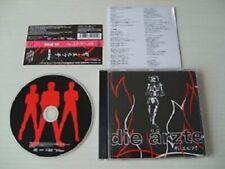 Die Ärzte - japanische best of CD - Japan - bäst of - selten