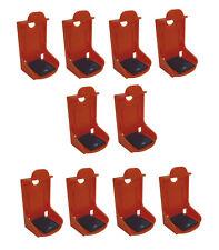 10 * Universale clip di trasporto per HP a getto d'inchiostro a cartucce (HP 301,300, 350, 351)