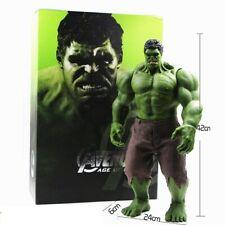 Hot Avengers Incredible Hulk Iron Man Buster Age Of Ultron Hulkbuster 42CM PVC