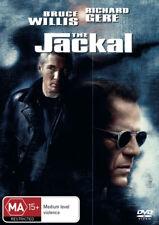 The Jackal - Richard Gere DVD