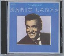 MARIO LANZA - THE MAGIC OF - MINT CD - 1988