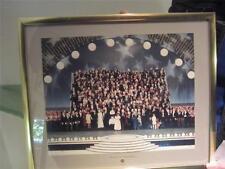 Lucie Arnaz TV Night 100 Stars Framed Photo ABC 1982 Signed Video Lucille COA