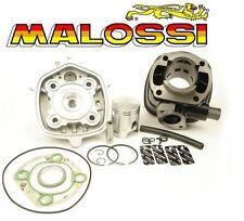 Kit Cylindre Culasse piston MALOSSI MBK Nitro Mach G Yamaha Aerox Jog RR 50cc 2t