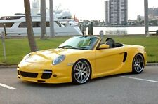 Porsche 987 Boxster Cayman to 997 Turbo update Widebody