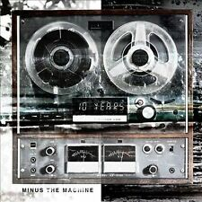 10 Years - Minus The Machine [CD New] Factory Sealed Unopened BRAND NEW