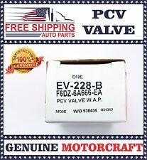 Motorcraft EV228B PCV Valve 1986-2004 FORD MAZDA MERCURY
