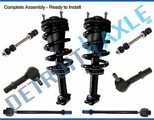 Brand New 8pc Front Spring & Strut Suspension Kit  Silverado and Sierra 1500 4x4