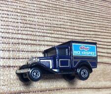 1979 Matchbox Model A Metal Ford Truck Rice Krispies Cereal Vintage Car Nice!