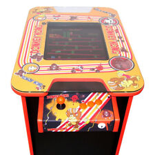 Retro Arcade Cocktail Table Machine | 60 Retro Arcade games | Donkey Kong Themed