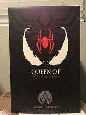 1/6 War Story Female Action Figure Queen of the Dark Spider Standard Ver. WS006