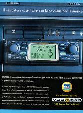 AUTO2000-PUBBLICITA'/ADVERTISING-2000- DAYTON MS4100VDO NAVIGATORE