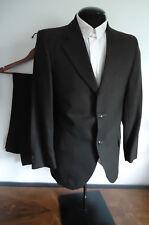 Nos Vtg Deadstock Mens 60s Two Button Suit Waldes Zipper 38 Jacket 30 Waist
