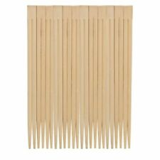 Palillos chinos de bambú