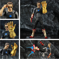 S.H.Figuarts Tony Stark Iron Man 3 Avengers Action Figure Marvel Avengers