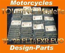 Zoll Schrauben V2A Motor Getriebe für Harley FXR-FLT 91-98