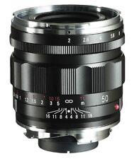 Voigtländer VM 50mm 2,0 APO-Lanthar schwarz