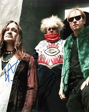 GFA Buzz Osborne x3 Band * THE MELVINS * Signed 8x10 Photo PROOF AD1 COA