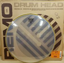 "New Remo 18"" Clear Ambassador Bass Head"