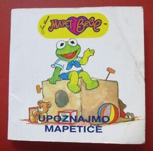 """Muppet Babies Novi Sad 1989 """"Meet the Muppet Babies"""" Henson Associates 1986"""