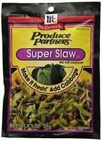 PRODUCE PARTNERS MIX SSNNG SUPER SLAW 1.01 OZ (Pack of 12)