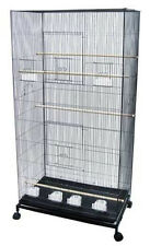 Extra Large Flight Multiple Parakeets Canaries Finches Sugar Glider Bird Cage179