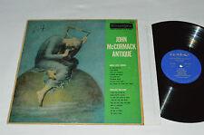 JOHN McCORMACK Antique Irish Love Songs English Ballads LP Halo USA 50324 G+/VG