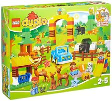 LEGO Duplo Town 10584 Park Forest Play Building Set New Genuine Lego