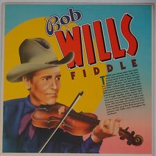 BOB WILLS: Fiddle CMF Country Music Foundation VINYL LP NM- WESTERN SWING