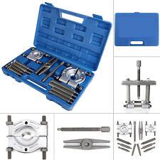 12 pcs Bearing Splitter Gear Puller Fly Wheel Separator Workshop Tool Kit NEW