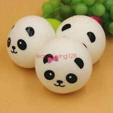 10cm Jumbo Squishy Cute Panda Charms Buns Cell Phone Charm Pendant Bag Strap 001
