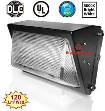 60 Watt LED Wall Pack  - 7,200 Lumens - 5000K with UL and DLC -Wall Light LED